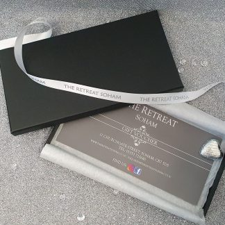 Gift Voucher Boxed